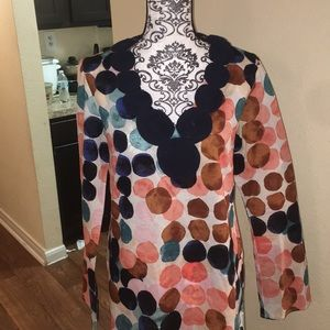 New Without Tag Tunic Top Micheal Kors Classy.